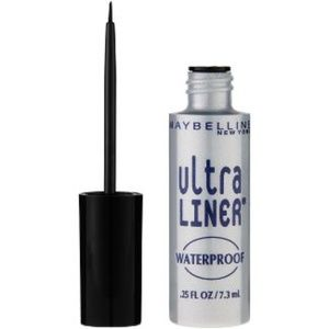 Maybelline Ultra Liner Liquid Liner 301 Black NEW
